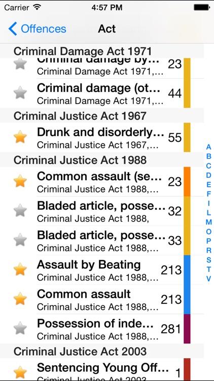 Sentencing Guidelines screenshot-3