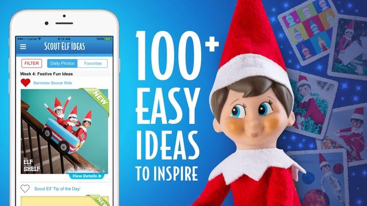 Scout Elf™ Ideas screenshot-0