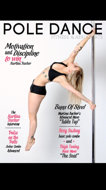 Pole Dance Fitness Aerial Arts screenshot-6