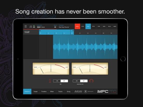 iMPC Pro 2 Screenshots