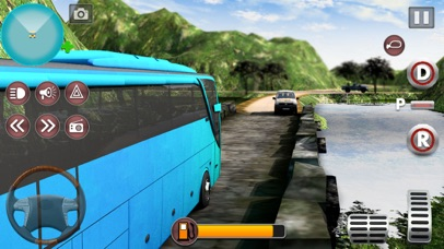 Offroad coach bus simulator screenshot 3