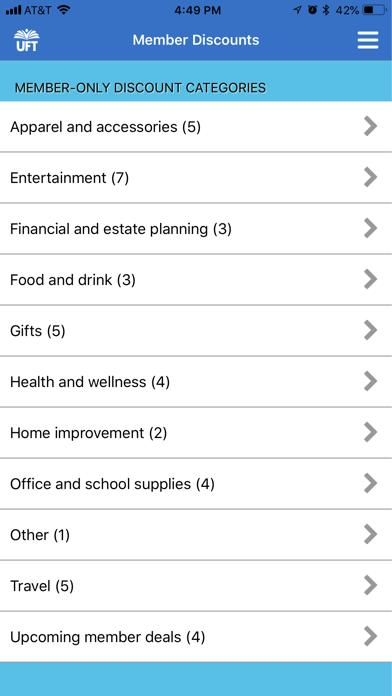UFT-Mobile screenshot two