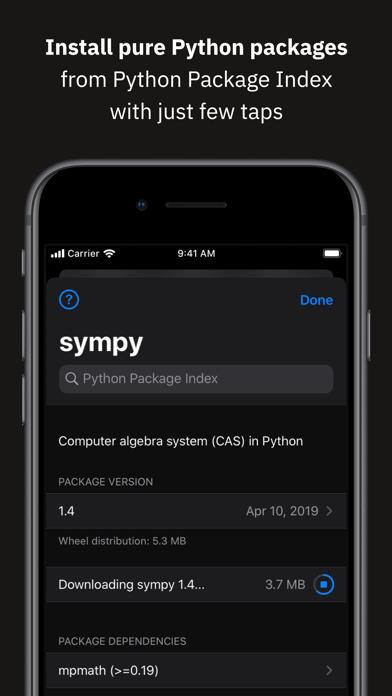 Juno For Jupyter review screenshots