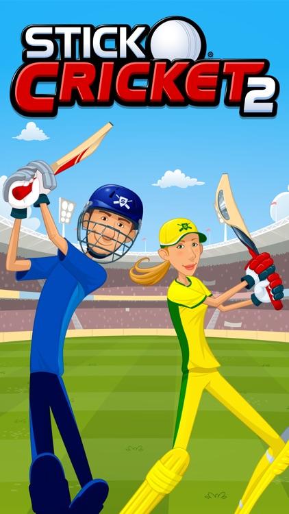 Stick Cricket 2 screenshot-0