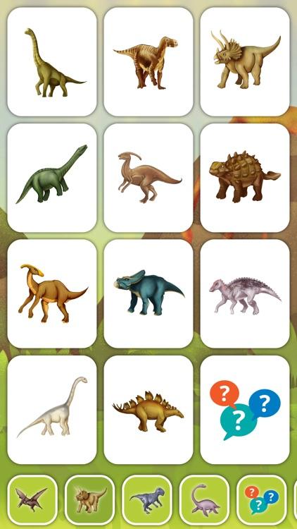 Cards of Dinosaurs for Toddler screenshot-3