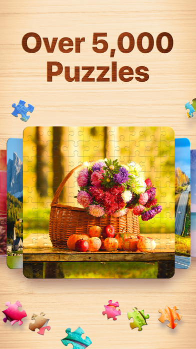 Jigsaw Puzzles - Puzzle Game for windows pc