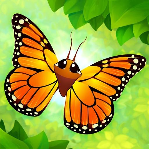 Flutter: Butterfly Sanctuary iOS App