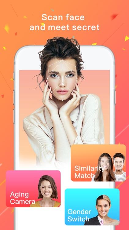 MixFace App - AI Face Reading