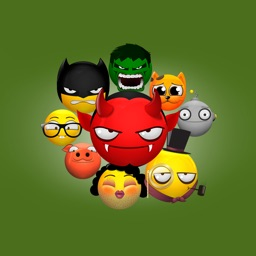 Animated Emoji Characters