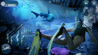 Raft Survival 3D : Ocean Games screenshot 2