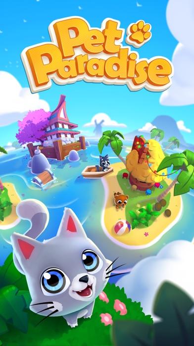 Pet Paradise: Bubble Pop Match screenshot 5