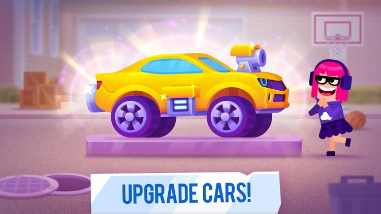 Racemasters - Clash of Cars screenshot-3