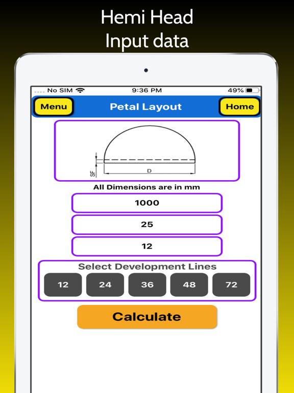 Petal Layout screenshot 15