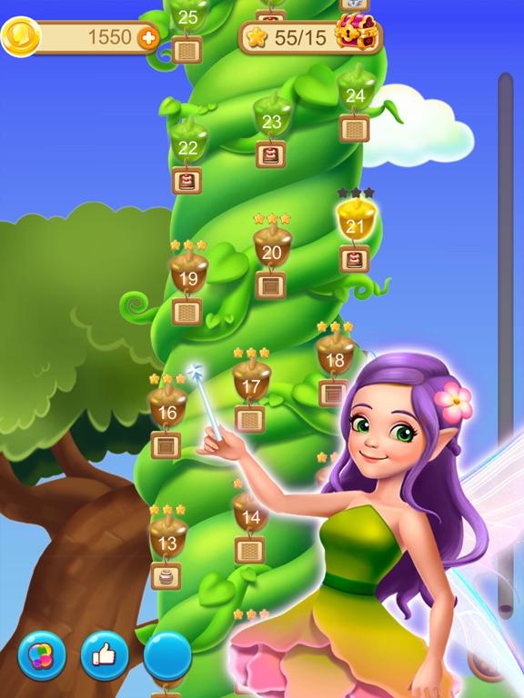 フルーツマジック:甘いパズルマッチのおすすめ画像1