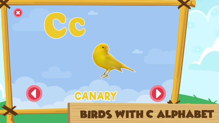 Learning Alphabet C Words Game screenshot-6