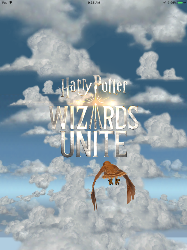 ‎Harry Potter: Wizards Unite Screenshot