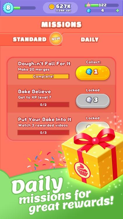 Merge Bakery screenshot-3