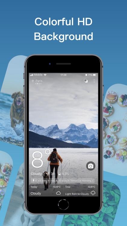 Live Weather-Local Weather App screenshot-5