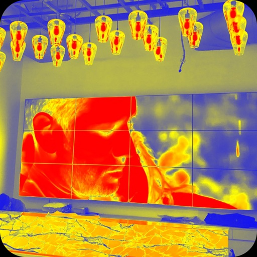 Thermal Heat - Live Camera