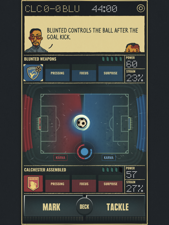 Football Drama screenshot 10