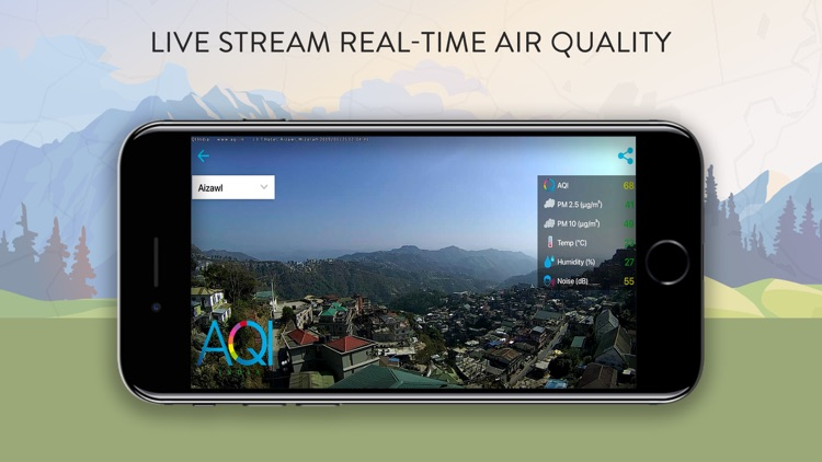 Air Quality Index (AQI India) screenshot-5