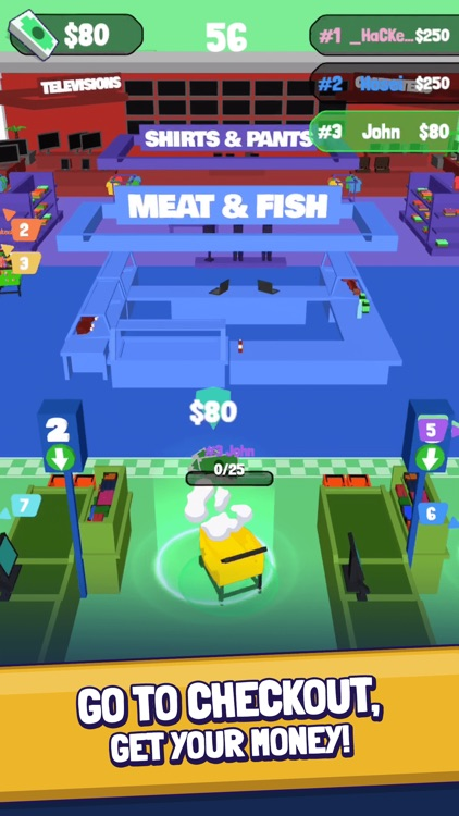 Shopping Wars screenshot-3