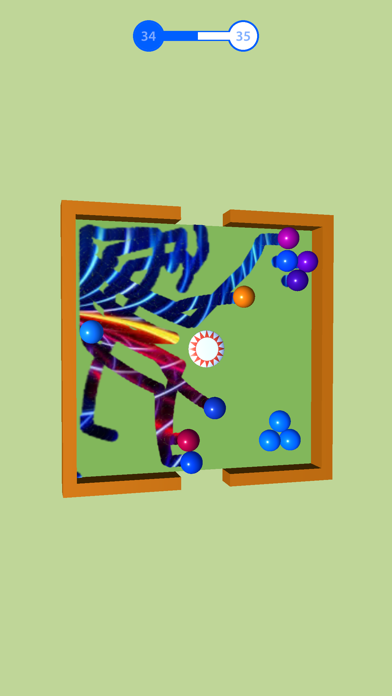 Roll to Paint screenshot 1