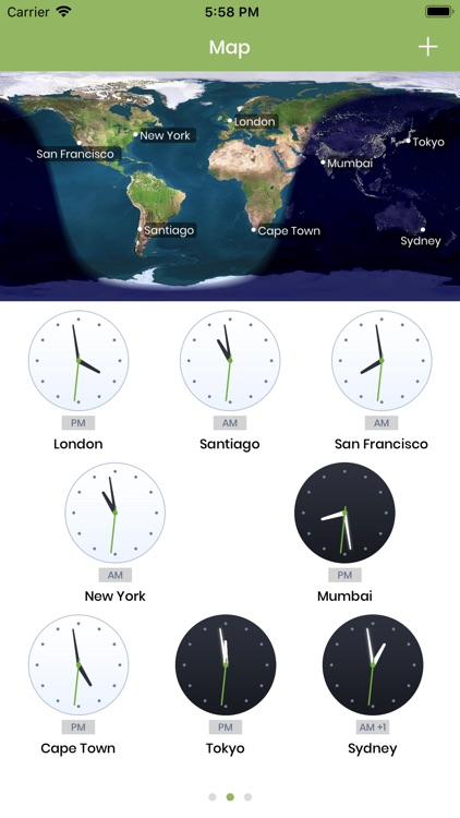 World Clock X