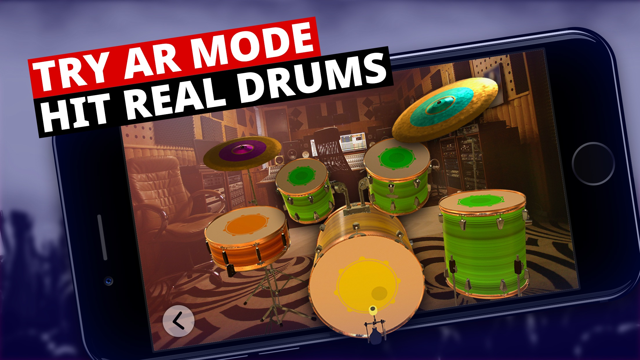 WeDrum - Drums & Music Games Screenshot