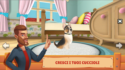 Screenshot of Dog Town: Giochi Cani Animali3