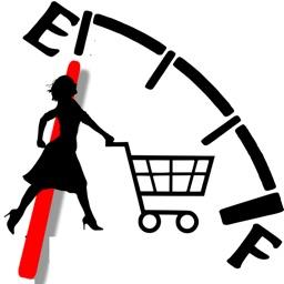 RunOutOf - Shopping List