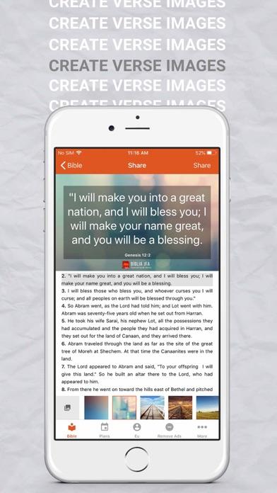Bible Offline JFAのおすすめ画像6