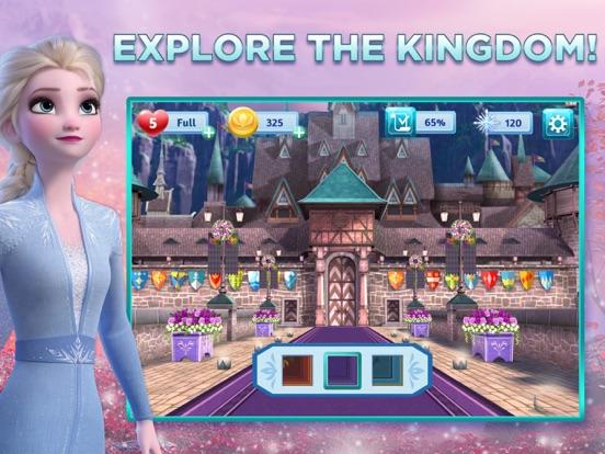 iPad Image of Disney Frozen Adventures