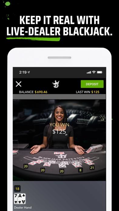 DraftKings Casino screenshot 3