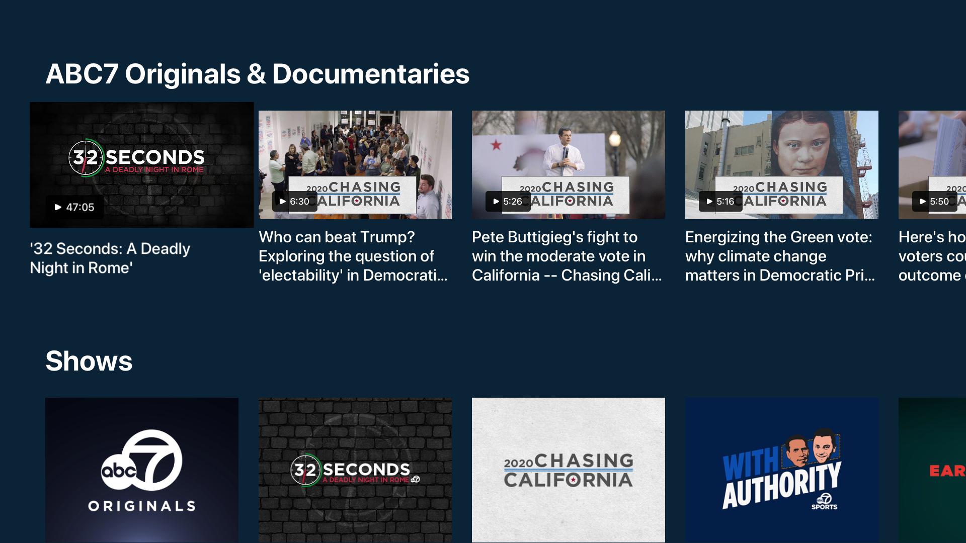 ABC7 Bay Area screenshot 16