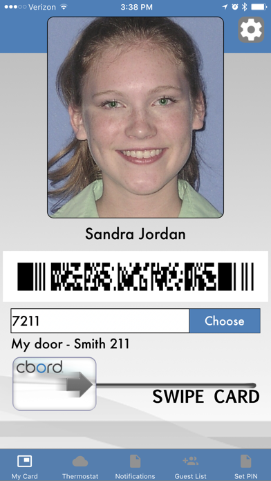 CBORD Mobile ID - for CS Gold
