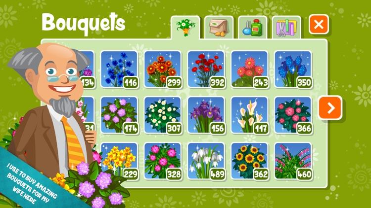 Flower Tycoon:Grow Best Blooms screenshot-4