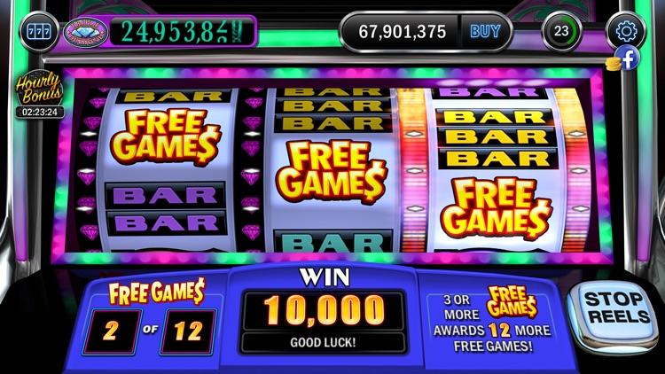DoubleDown Classic Slots screenshot-9