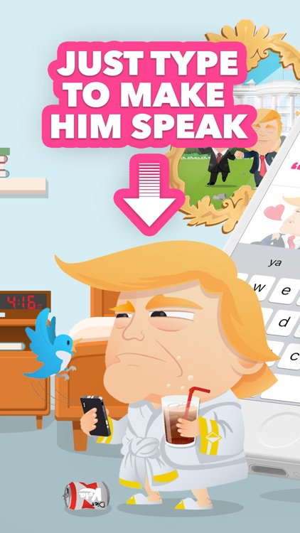 DittyMoji - The President screenshot-0
