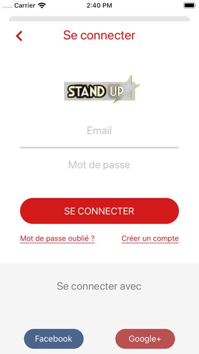 StandUp Alaoula TV screenshot three