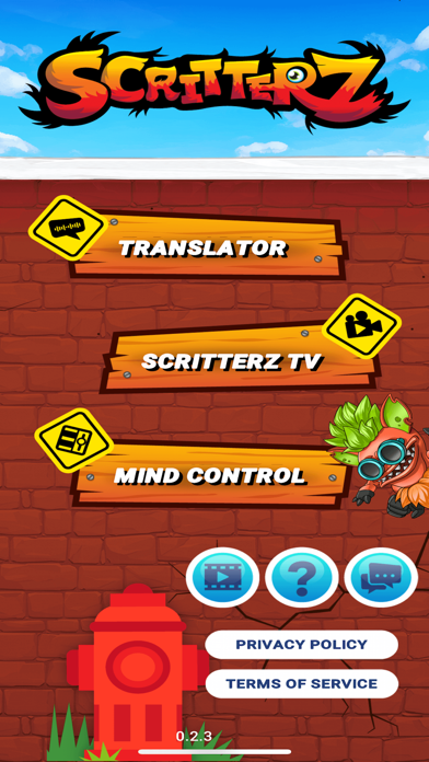 Scritterz screenshot 1