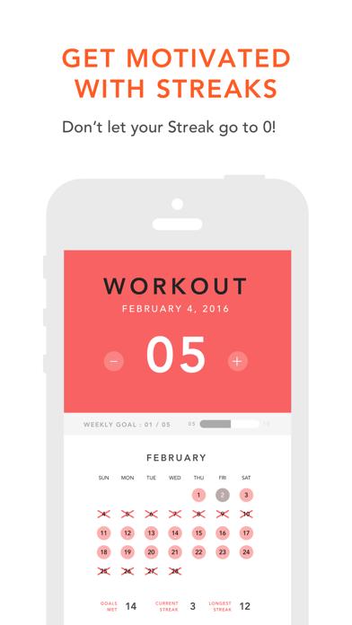 Done: A Simple Habit Tracker screenshot