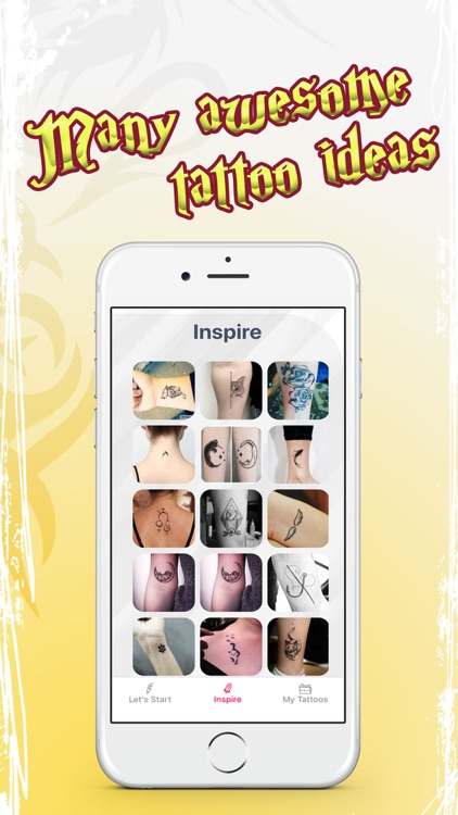 Tattoo Me! - Inspiring Designs screenshot-3