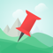 App Icon for Geotag Photos Pro 2 App in Colombia IOS App Store