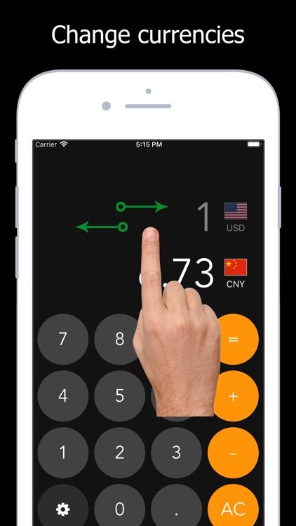 Mini Currency Converter screenshot-7