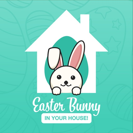 Easter Bunny in Your House