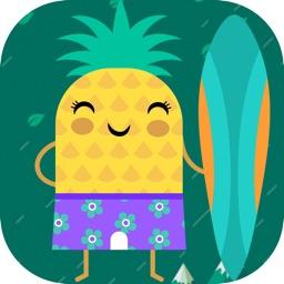 Pineapple vs donuts