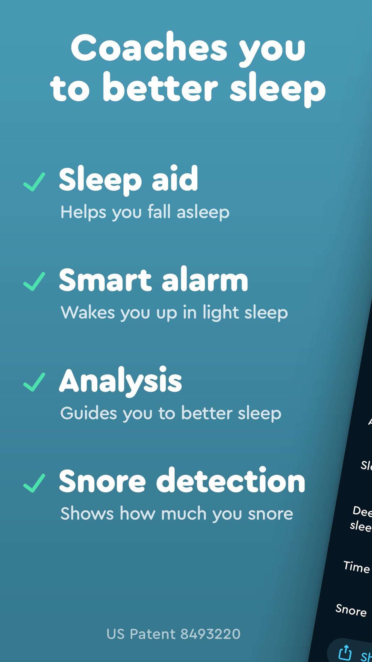 Sleep Cycle: smart alarm clock Screenshot