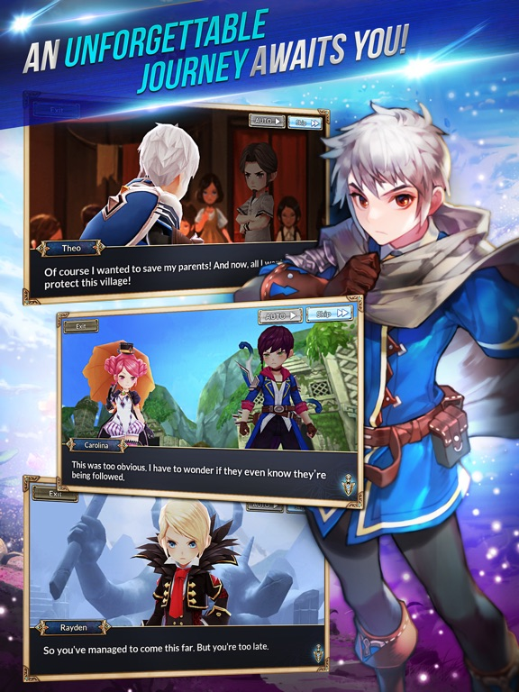 Knights Chronicle screenshot