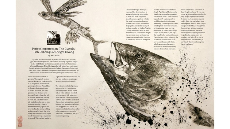 Tail Fly Fishing Magazine screenshot-3